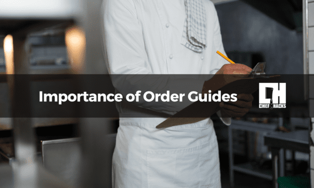 The Importance of Order Guides