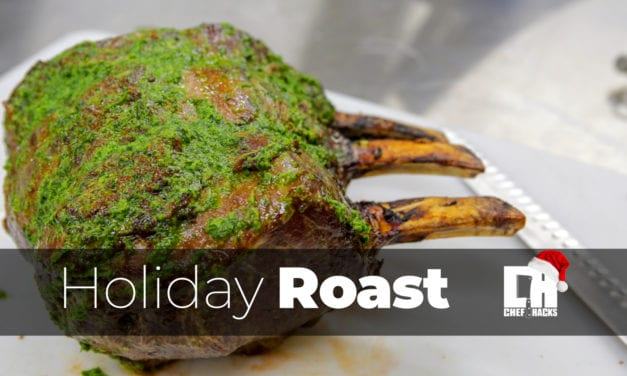 Blog 22: Thermodyne Holiday Roast Recipe