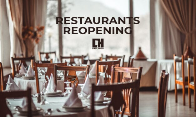 What should we expect as restaurants recover from COVID-19?