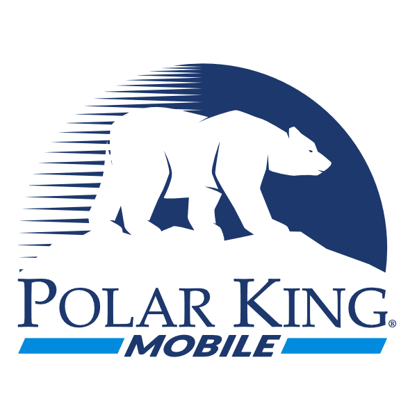 Polar King Mobile Logo